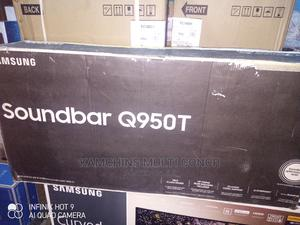 Brand New Samsung Sound Bar Q90T   Audio & Music Equipment for sale in Lagos State, Ojo