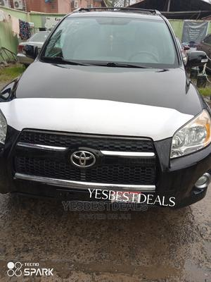 Toyota RAV4 2010 3.5 Limited 4x4 Black   Cars for sale in Abuja (FCT) State, Garki 2