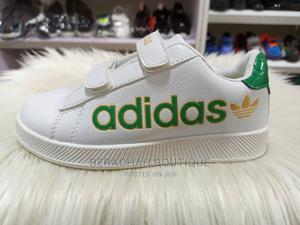 Children Adidas White Canvass   Children's Shoes for sale in Abuja (FCT) State, Gwarinpa