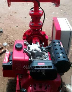 Fire Hydrant Pump Single Cylinder 7.5kw 10hp   Plumbing & Water Supply for sale in Lagos State, Orile