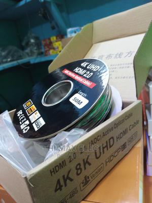 Original HDMI Cable 50M   Accessories & Supplies for Electronics for sale in Lagos State, Lagos Island (Eko)