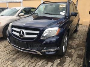 Mercedes-Benz GLK-Class 2013 350 4MATIC Blue   Cars for sale in Lagos State, Ikeja