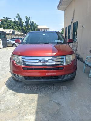 Ford Edge 2007 Red   Cars for sale in Lagos State, Ajah