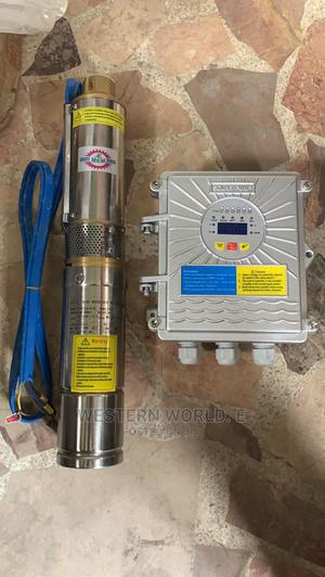 Aemem Submersible Pump With Controller   Solar Energy for sale in Lagos State, Ojo