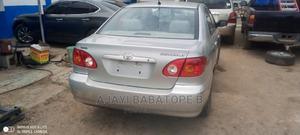 Toyota Corolla 2004 Silver   Cars for sale in Lagos State, Ifako-Ijaiye