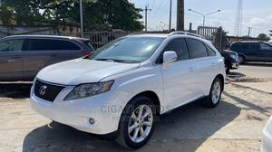 Lexus RX 2011 350 White | Cars for sale in Lagos State, Surulere