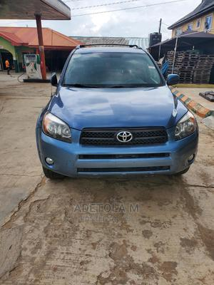 Toyota RAV4 2007 2.0 4x4 Blue | Cars for sale in Oyo State, Ibadan