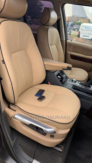 Land Rover Range Rover Vogue 2007 Black | Cars for sale in Abuja (FCT) State, Gwarinpa