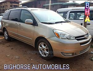 Toyota Sienna 2005 Gold | Cars for sale in Anambra State, Onitsha