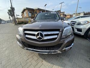 Mercedes-Benz GLK-Class 2014 350 4MATIC Gray | Cars for sale in Lagos State, Surulere