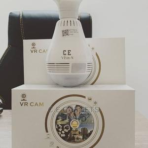 Wifi Lamp Bulb Camera   Security & Surveillance for sale in Lagos State, Ojo