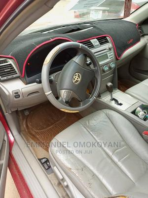 Toyota Camry 2008 Red | Cars for sale in Oyo State, Oluyole