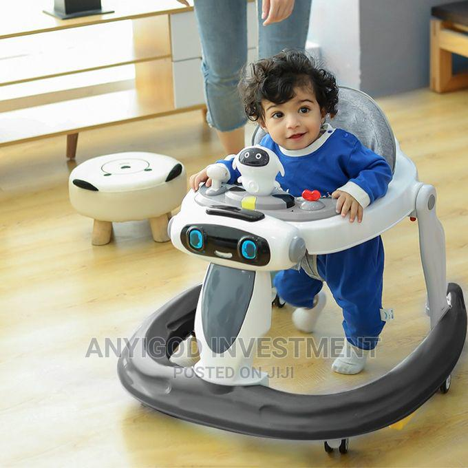 Baby Walker With Pusher and Music   Children's Gear & Safety for sale in Lagos Island (Eko), Lagos State, Nigeria