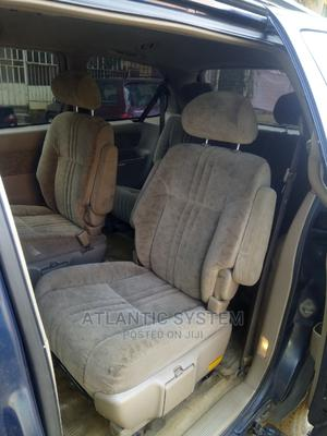 Toyota Sienna 2001 LE Blue | Cars for sale in Lagos State, Alimosho