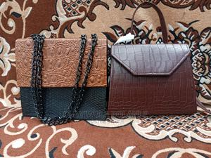 Classic Leather Handbag | Bags for sale in Lagos State, Ogba
