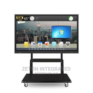 65'' Highmark 4K Ultra Interactive Flat Panel   TV & DVD Equipment for sale in Lagos State, Ikeja