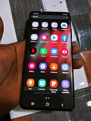 Samsung Galaxy S21 Ultra 5G 256 GB Black | Mobile Phones for sale in Abuja (FCT) State, Gwarinpa