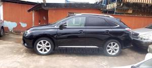Lexus RX 2011 Black   Cars for sale in Lagos State, Ifako-Ijaiye