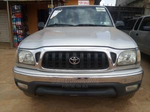 Toyota Tacoma 2004 Cab 4WD Silver | Cars for sale in Lagos State, Ojodu