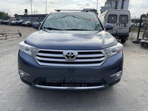 Toyota Highlander 2011 Limited Blue | Cars for sale in Lagos State, Lekki