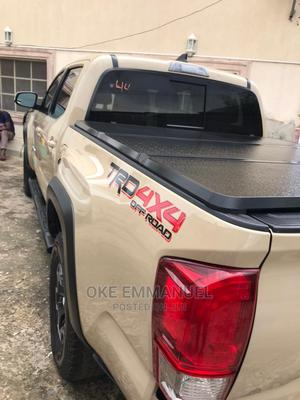 New Toyota Tacoma 2017 TRD Off Road Gold | Cars for sale in Lagos State, Ipaja