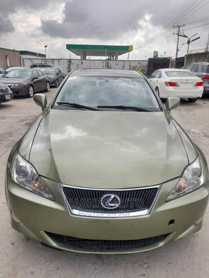 Lexus IS 2006 350 Green   Cars for sale in Lagos State, Gbagada