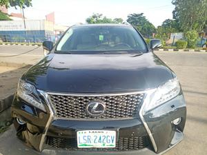 Lexus RX 2013 350 FWD Black | Cars for sale in Lagos State, Ikeja