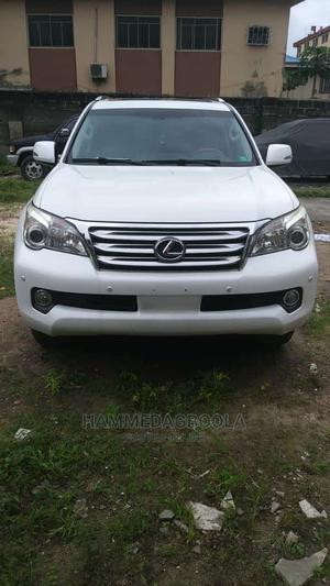 Lexus GX 2011 460 Premium White   Cars for sale in Lagos State, Ikeja