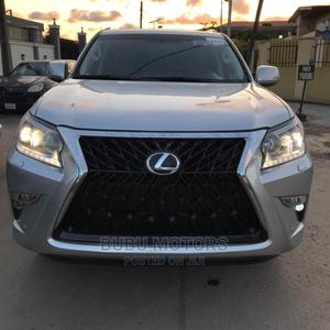 Lexus GX 2017 460 Luxury Silver   Cars for sale in Lagos State, Ikeja