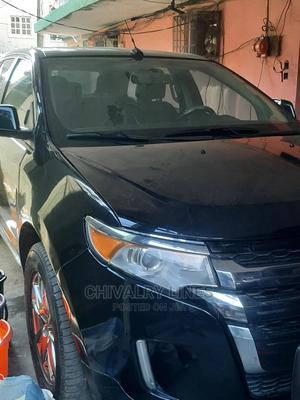 Ford Edge 2012 Black   Cars for sale in Lagos State, Maryland