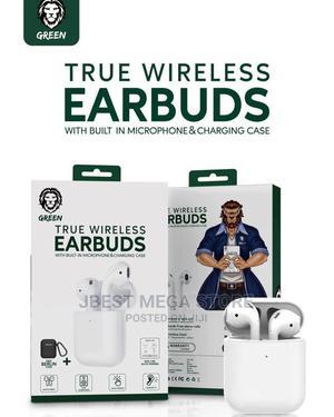 Green Lion True Wireless Earbuds   Headphones for sale in Lagos State, Ikeja
