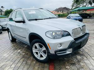 BMW X5 2008 4.8i Silver | Cars for sale in Abuja (FCT) State, Mabushi
