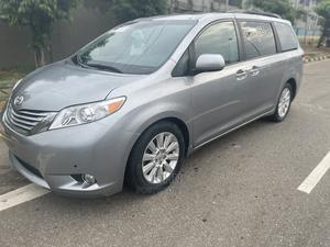 Toyota Sienna 2012 XLE 7 Passenger Gray   Cars for sale in Lagos State, Ikeja