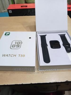 T55 Smart Watch   Smart Watches & Trackers for sale in Lagos State, Ikeja