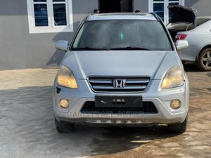 Honda CR-V 2006 Silver | Cars for sale in Lagos State, Ikeja