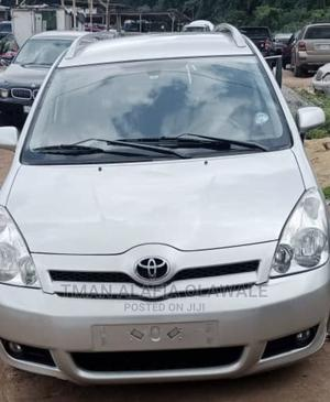 Toyota Corolla 2006 Verso 1.8 Luna Automatic Silver | Cars for sale in Lagos State, Ikeja