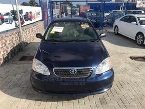 Toyota Corolla 2005 Sedan Automatic Blue | Cars for sale in Lagos State, Ajah