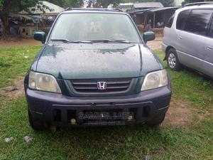 Honda CR-V 2000 2.0 4WD Automatic Green | Cars for sale in Niger State, Suleja