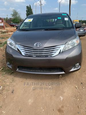Toyota Sienna 2011 LE 7 Passenger Gray | Cars for sale in Lagos State, Ikeja