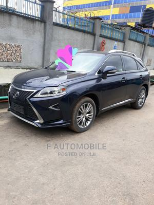 Lexus RX 2017 350 AWD Blue | Cars for sale in Lagos State, Yaba