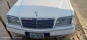Mercedes-Benz C180 2001 White   Cars for sale in Lagos State, Amuwo-Odofin