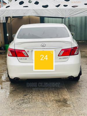 Lexus ES 2009 350 White | Cars for sale in Rivers State, Port-Harcourt