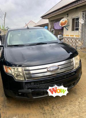 Ford Edge 2008 SE 4dr FWD (3.5L 6cyl 6A) Black | Cars for sale in Bayelsa State, Yenagoa
