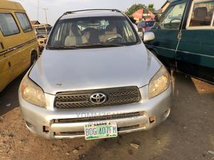 Toyota RAV4 2006 Silver | Cars for sale in Lagos State, Ifako-Ijaiye