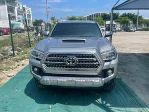 Toyota Tacoma 2017 Silver | Cars for sale in Lagos State, Lekki