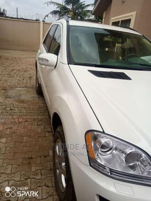 Mercedes-Benz M Class 2006 White   Cars for sale in Lagos State, Ikeja