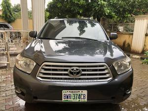 Toyota Highlander 2008 Limited Gray | Cars for sale in Abuja (FCT) State, Central Business District