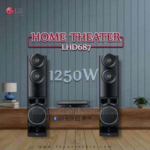 Lg 1,250 Watts Bodyguard Home Theater   Audio & Music Equipment for sale in Lagos State, Ajah