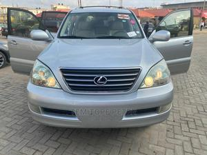 Lexus GX 2009 470 Silver | Cars for sale in Lagos State, Ikeja