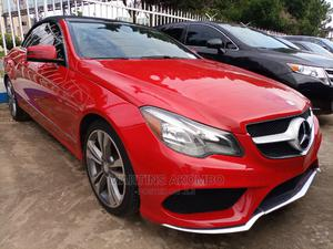 Mercedes-Benz E350 2014 Red | Cars for sale in Abuja (FCT) State, Garki 2